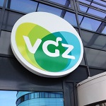 VGZ logo entree